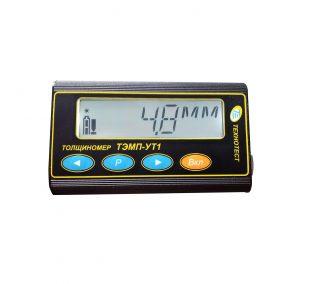 Ультразвуковой толщиномер с памятью ТЭМП-УТ1c
