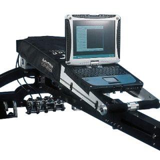 Вихретоковый дефектоскоп DRAISINE для контроля железнодорожных рельсов