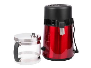 Дистиллятор лабораторный Stegler BL9901 (цвет — красный)