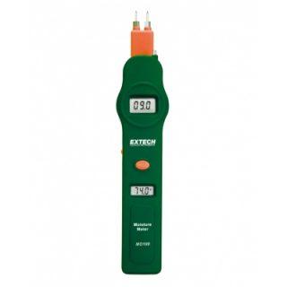 Измеритель влажности древесины и других материалов Extech MO100