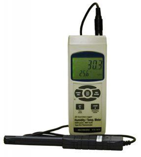 Измеритель-регистратор влажности АТЕ-5035 с Bluetooth интерфейсом АТЕ-5035BT