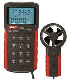 Измеритель скорости и температуры воздушного потока UT362