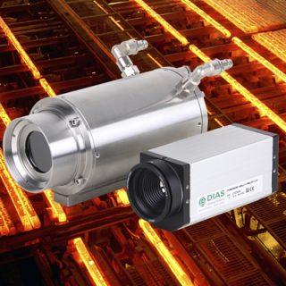 Инфракрасная высокотемпературная камера PYROVIEW 512N