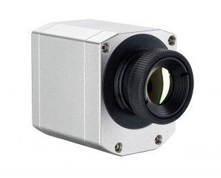 Инфракрасная камера optris PI 450i G7/640 G7 для измерения температуры в стекольной промышленности