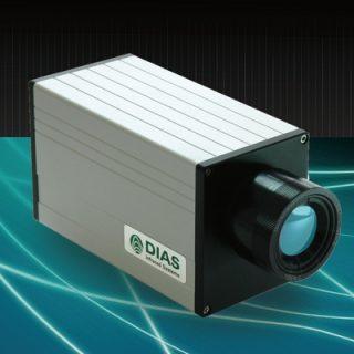 Инфракрасная линейная камера PYROLINE 128 с защитой