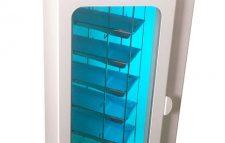Камера ультрафиолетовая для хранения стерильных инструментов УФК-5