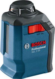 Лазерный нивелир Bosch GLL 2-20 + BM-3 + Кейс