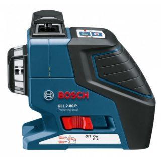 Лазерный нивелир Bosch GLL 2-80 P + BM1 + LR2 + L-Boxx