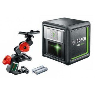 Лазерный нивелир Bosch Quigo green