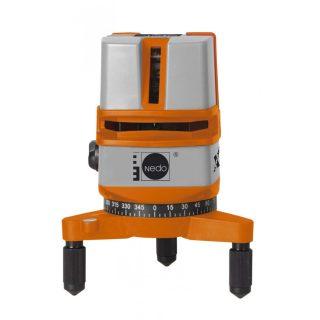 Лазерный нивелир NEDO X-Liner4