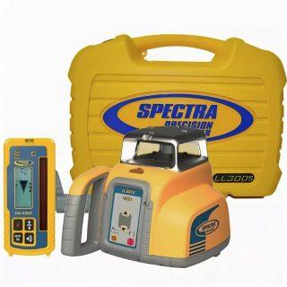 Лазерный нивелир Spectra Precision LL300S