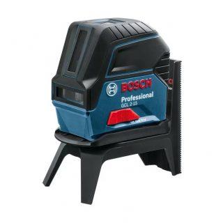 Лазерный уровень Bosch GCL 2-15 Professional + RM1