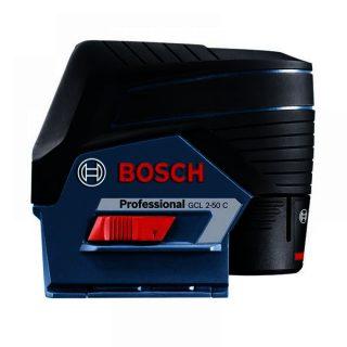 Лазерный уровень Bosch GCL 2-50 C+RM2+BM 3 clip L-Boxx+GEDORE set
