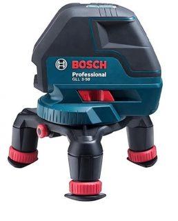 Лазерный уровень Bosch GLL 3-50 Professional