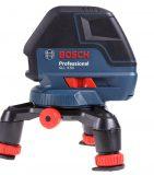 Лазерный уровень Bosch GLL 3-50 Professional + L-BOXX