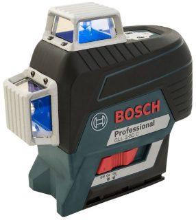Лазерный уровень Bosch GLL 3-80 C + BT 150 + вкладка под L-BOXX