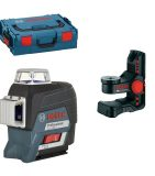 Лазерный уровень Bosch GLL 3-80 C+BM 1+GEDORE