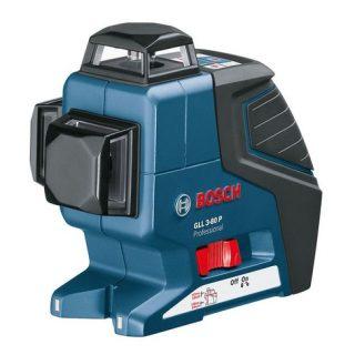 Лазерный уровень Bosch GLL 3-80P + BT150
