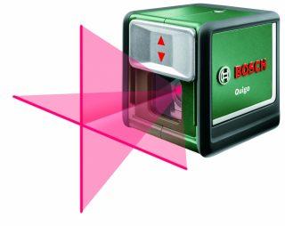 Лазерный уровень Bosch Quigo II