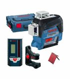 Лазерный уровень GLL 3-80 C + BM 1 + GBA 12V + LR 7