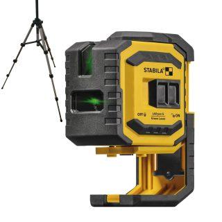 Лазерный уровень Stabila Lax 300G