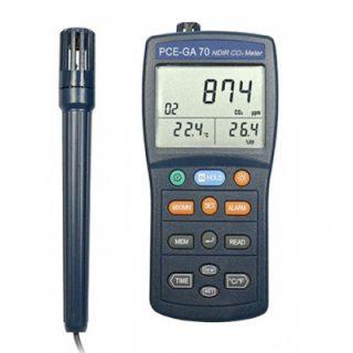 Прибор оценки качества воздуха в помещении PCE GA 70