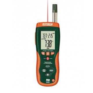 Психрометр + ИК термометр Extech HD500