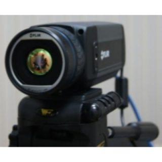 Стационарная инфракрасная камера для автоматизации FLIR A615
