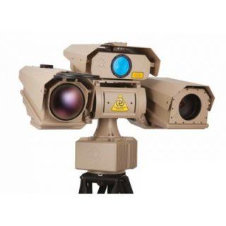 Тепловизионные камеры, обеспечивающие наблюдение границ и береговой линии на больших расстояниях FLIR серии HRC