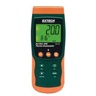 Термоанемометр/регистратор Extech SDL350 – CFM