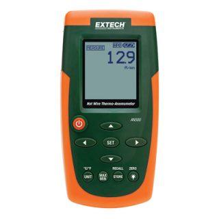 Термоанемометр с нитью накала/измеритель расхода воздуха Extech AN500