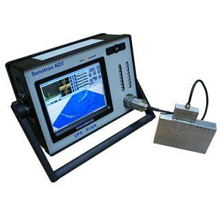 Ультразвуковой дефектоскоп ISONIC 2009 UPA-Scope с фазированной решеткой