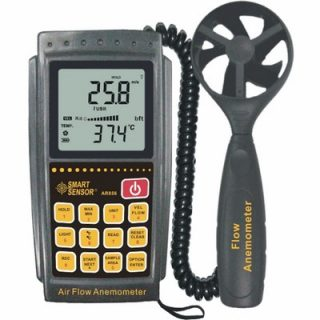 Цифровой анемометр AR856