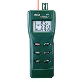Цифровой психрометр + ИК термометр Extech RH401