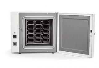 Шкаф сушильный SNOL 75/350 ESP 01