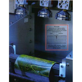 DEUTROFLUX UWE – стационарные магнитопорошковые дефектоскопы