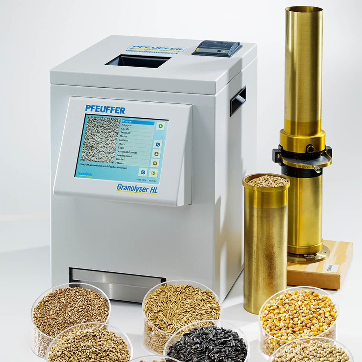 анализаторы зерна купить во владимирской области цена