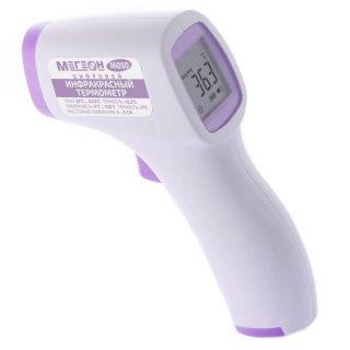 Бесконтактный инфракрасный термометр МЕГЕОН 16050