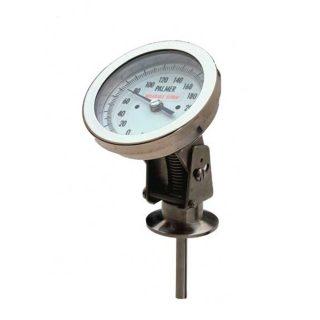 Биметаллические термометры Palmer Sanitary