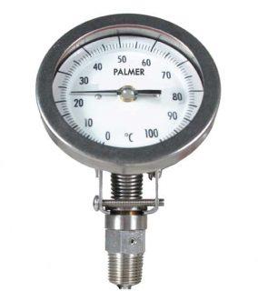 Биметаллические термометры Palmer Universal Mount