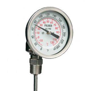 Биметаллический термометр Palmer All Pro