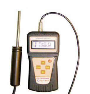 Зондовый цифровой термометр СТРОЙПРИБОР ТЦЗ-МГ4.01