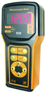 Измеритель температуры цифровой портативный IT-8-K/Tхс