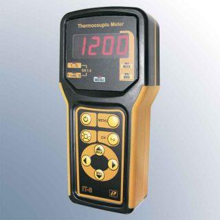 Измеритель температуры цифровой портативный IT-8-K/K