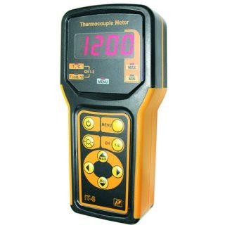 Измеритель температуры цифровой портативный IT-8-TS/K