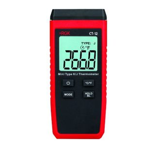 Контактный термометр RGK CT-12