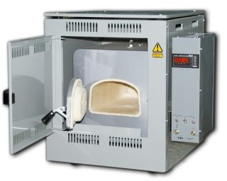 Муфельная печь ПМ-10 (до 1000 °С, керамика)