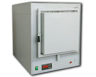 Муфельная печь ПМ-16М-1200-В (до 1250 °С, керамика)