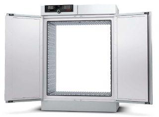 Проходной сушильный шкаф Memmert UF450TS с принудительной конвекцией