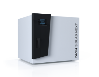 Сушильный лабораторный шкаф с программируемым терморегулятором DION SIBLAB NEXT 350°С — 100
